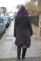 Back Profile of Coat
