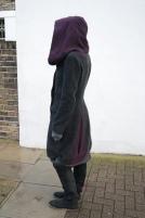 Side Profile of Coat