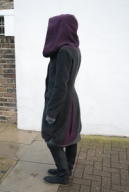 Side Profile of Coat